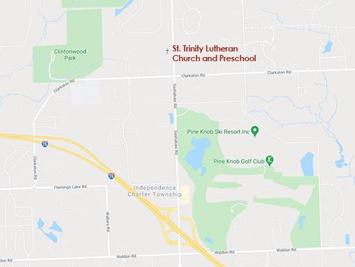St Trinity Map2